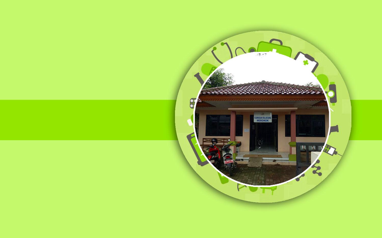 Gedung Puskesmas Kelurahan Cijantung